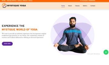 Mystique Yoga